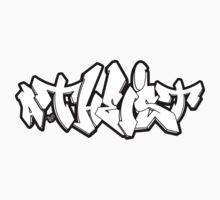 ATHEIST GRAFFITI by Tai's Tees by TAIs TEEs