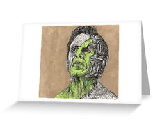 Primeval - Adam - BtVS Greeting Card