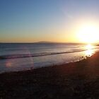 Ventura Sunset by mamachip