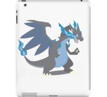 Charizard Mega Evolution - Pokemon X iPad Case/Skin