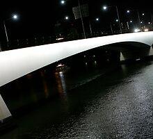 Captain Cook Bridge by Kyra  Webb