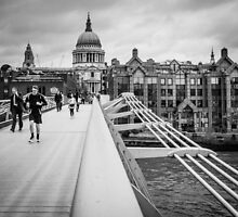 Millennium Bridge 05 by ArnaldoTarsetti