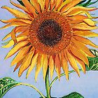 Sunflower by Gayle Bell