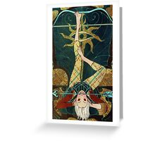 Sera Romance Tarot Greeting Card