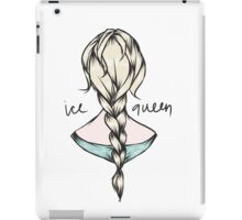 Ice Queen iPad Case/Skin