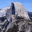 Half Dome, Yosemite by Laurie Puglia