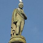 Sir Walter Scott Statue, George Square, Glasgow by MagsWilliamson