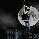 My Story With the Moon by Voila and Black Ribbon