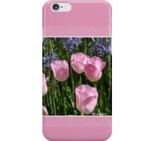 Tulips ~ Dancing in the Sunlight iPhone Case/Skin