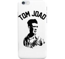 Tom Joad iPhone Case/Skin