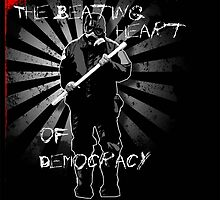 Beating heart by BrainCandy