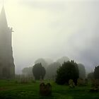 Twyford St Mary Church & Cemetery by Christopher Newberry