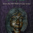 "WALL of CLAY ""On Face"" by Patricia Anne McCarty-Tamayo"