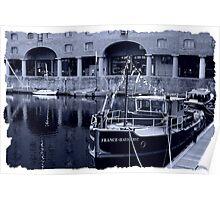 Albert dock 2 Poster