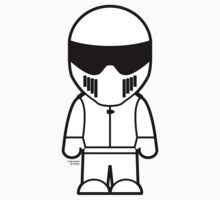 The Stig - Just the Stig by jimcwood