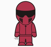 The Stig - Pink Stig by jimcwood