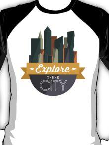 City Explorer T-Shirt