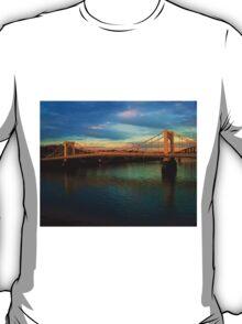 Bridge over the river T-Shirt