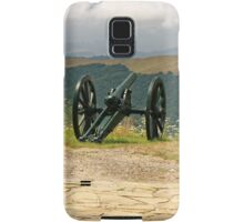 Guns and Flowers, Shipka, Bulgaria Samsung Galaxy Case/Skin