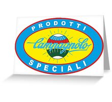 CAMPAGNOLO Greeting Card