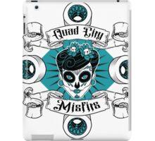 Quad City Misfits iPad Case/Skin