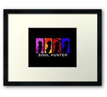 Soul Hunter Framed Print