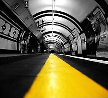 Mind the Gap by NrthLondonBoy