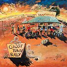 The Ghost Town Rally by Sue Hodge