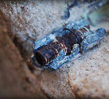 Rusty Bolt by Jonathan Hall
