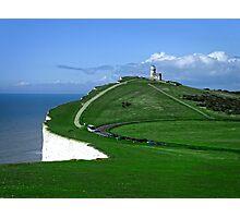 Belle Tout Lighthouse Photographic Print