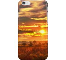 Late Sun iPhone Case/Skin