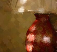 The Red Lamp by CarolM