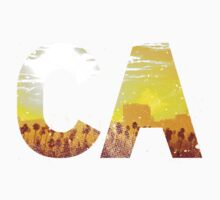 CA for California - Typo Kids Clothes