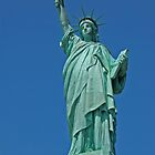 Lady Liberty by Jonathan Hall
