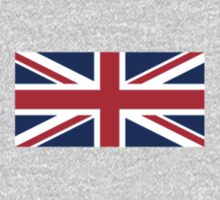 Flag of Great Britain - UK Flag Duvet Cover Sticker and Shirt Kids Clothes