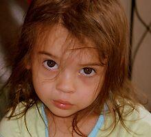 Jordie, please don't cry!!! by Wayne Cook