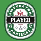 Player - beer style (Warhammer 40k, 40,000) by Groatsworth