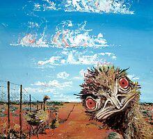 Ugh? by Sue Hodge