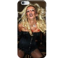 Wendy whipped herself up into a frenzy  iPhone Case/Skin