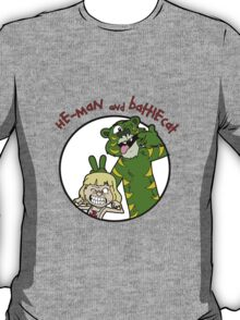 He-man and Battlecat T-Shirt