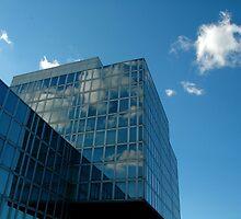 Blue sky... by manahmanah