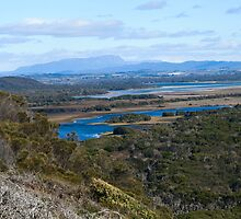 Narawntapu National Park. NW Coast, Tasmania by Tim O'Neil