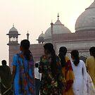 India by Lydia Cafarella