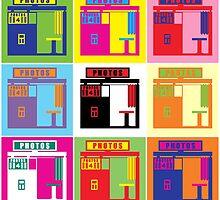 Warhol Photobooth by kayve