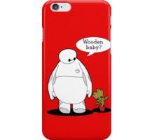 Wooden Baby iPhone Case/Skin