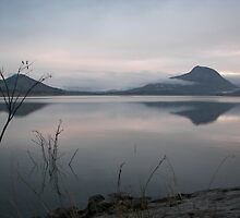 Lake Moogerah by Teddyguuguu
