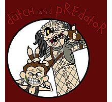 Dutch and Predator Photographic Print