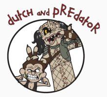 Dutch and Predator Kids Clothes
