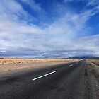 Empty Moroccan Road by travellingtwo