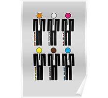 Reservoir Dogs - Lineup Poster